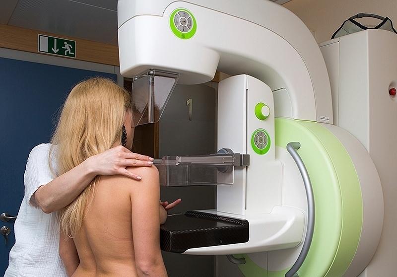 Что может показать маммография молочных желез