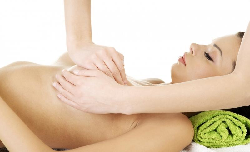 Правила выполнения массажа груди