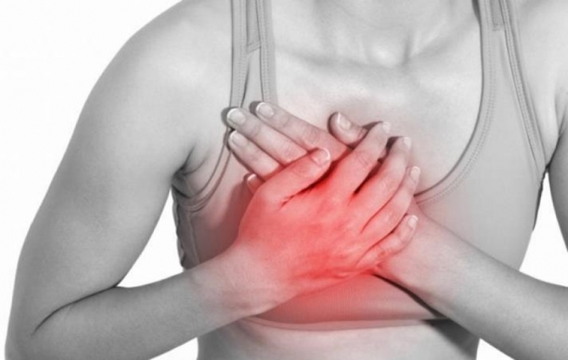 Основные причины боли в груди у женщин