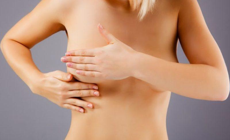 Почему у женщины может быть одна грудь больше другой