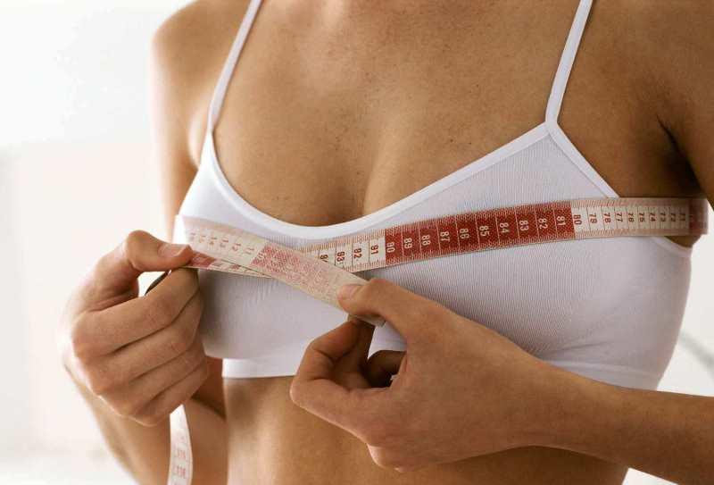 Как самостоятельно увеличить грудь в домашних условиях