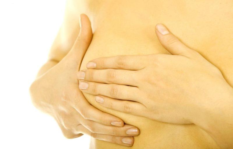 С чем может быть связано уплотнение в молочной железе