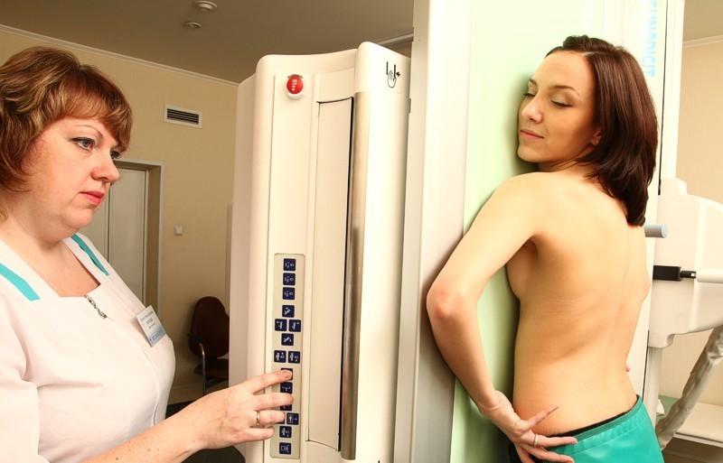 Флюорография - это процедура, с помощью которой осуществляется диагностика состояния органов грудной клетки, молочных желез и костной системы