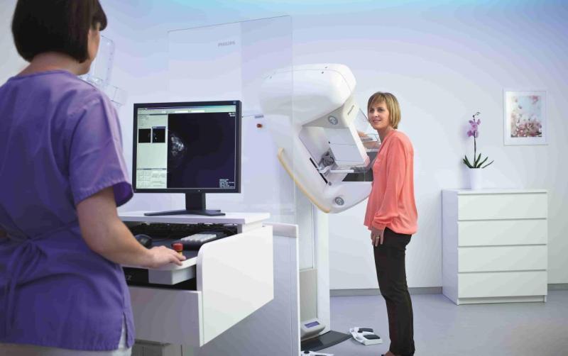 Что такое цифровая маммография