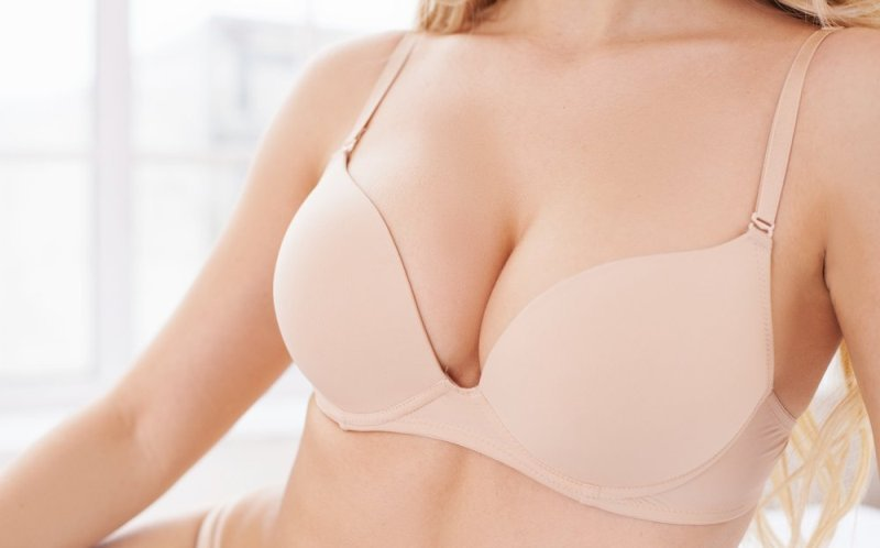 Как поддерживать упругую грудь долгие годы