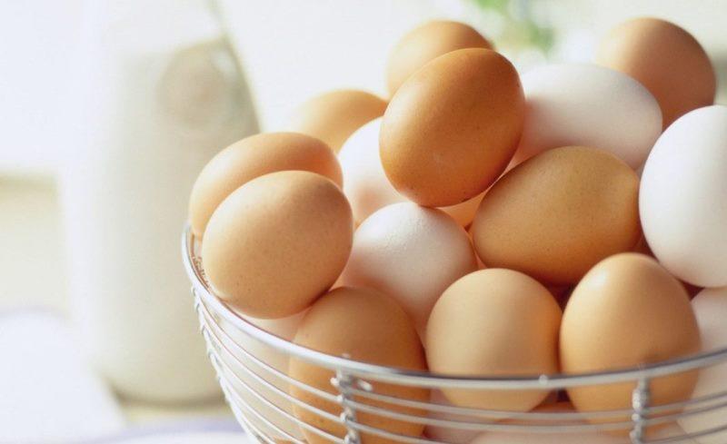 Можно ли есть яйца при грудном вскармливании