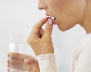 Какие таблетки используются для прекращения лактации