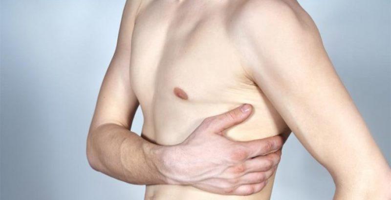 Почему болит или ноет левая грудь