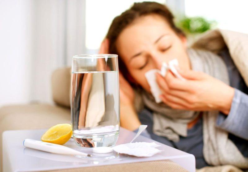 Чем можно лечить простуду при грудном вскармливании
