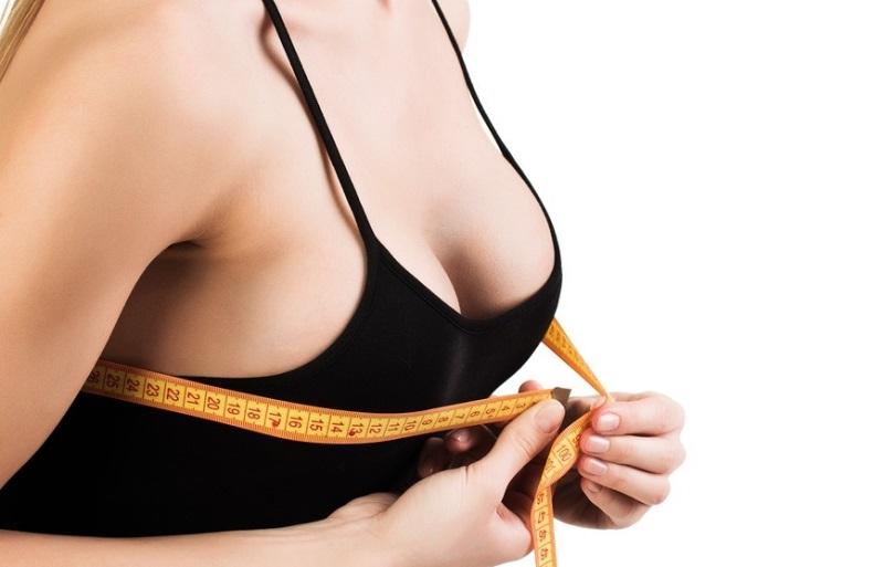 Как узнать свой точный размер груди